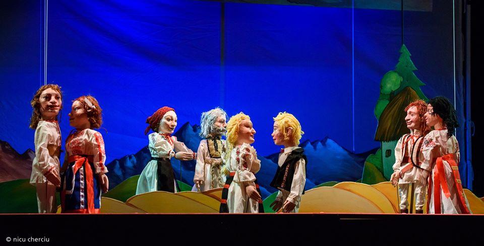 """Teatrul de Păpuși """"Puck"""" vine cu noutăți în programul spectacolelor online pe Facebook"""