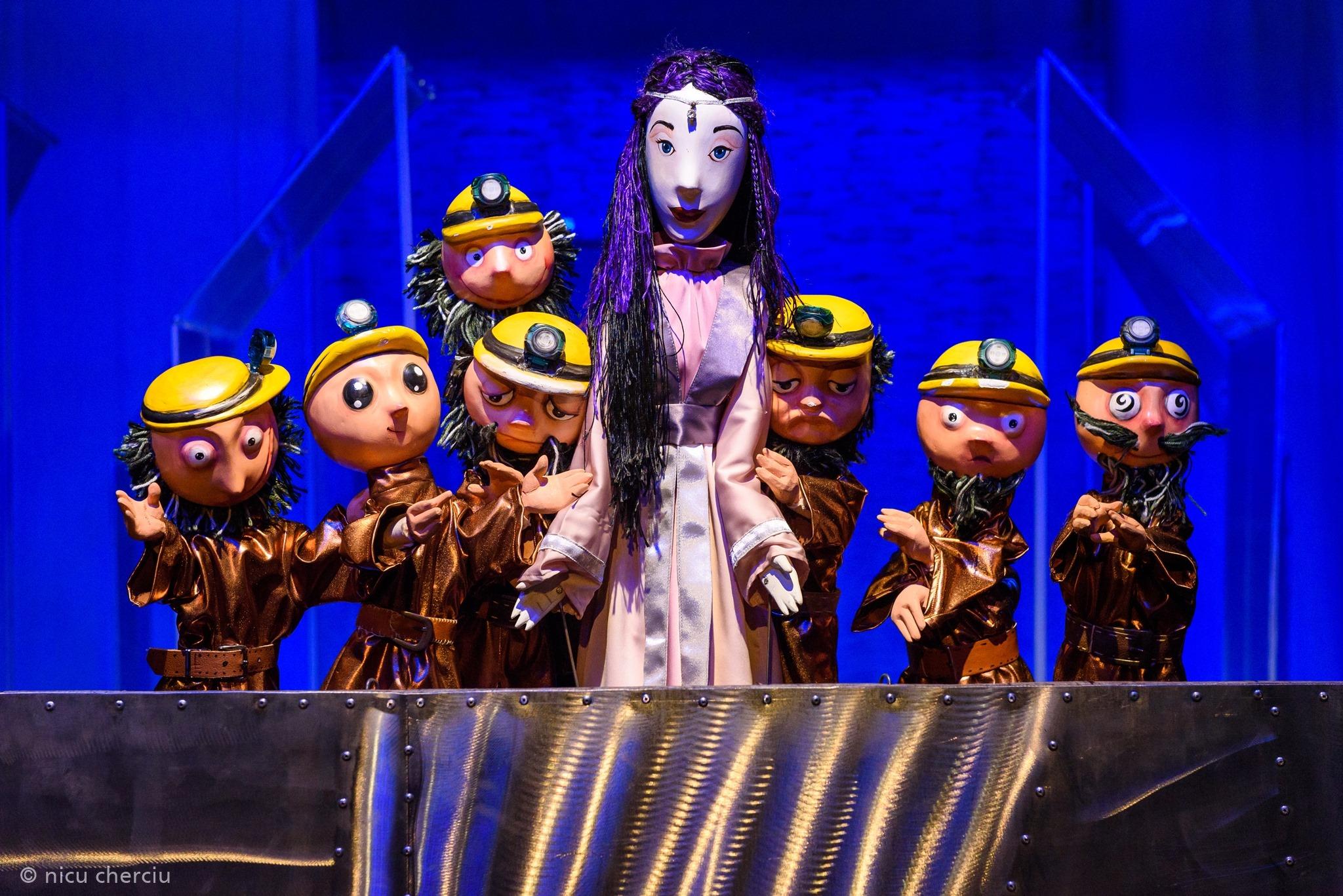 """Teatrul """"Puck"""" își suspendă activitatea în spațiul public în luna iulie"""