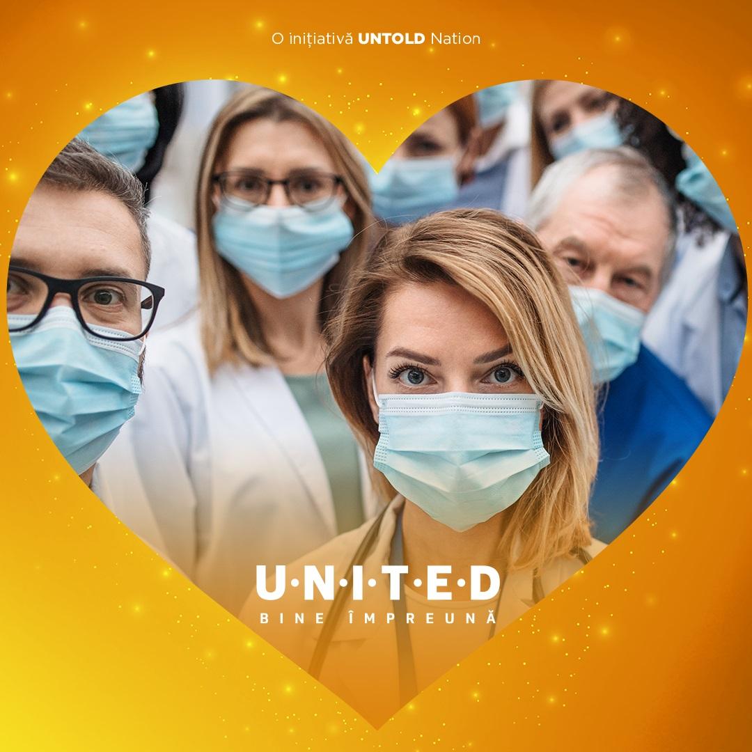 UNTOLD și Neversea demarează inițiativa care unește binele din România – UNITED