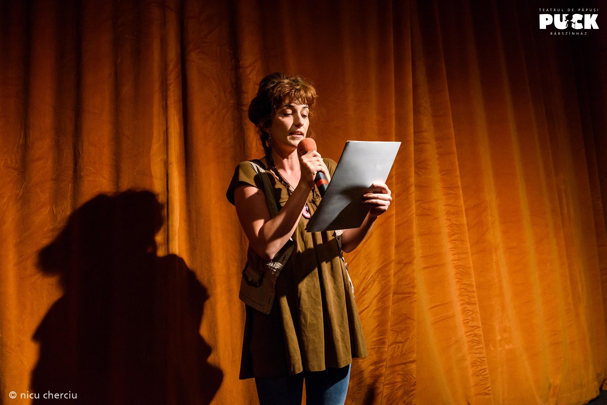 """Teatrul """"Puck"""" a lansat """"AudioPuck, poveștile copilăriei"""", proiect în premieră națională"""