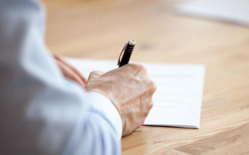 Decizia privind declarația pe proprie răspundere va fi luată după declanșarea stării de alertă