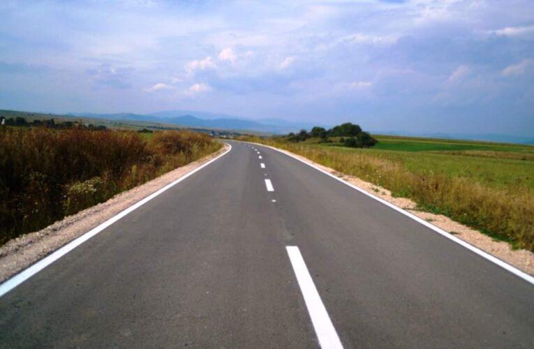 Fonduri suplimentare de 2 milioane de lei au fost alocate de CJ Cluj pentru reparații la drumuri județene