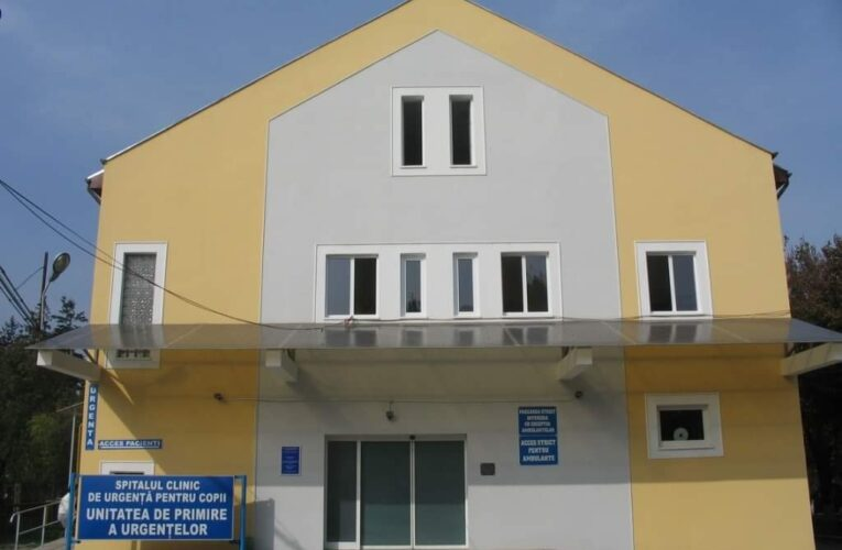 Aparate ultraperformante achiziționate din fonduri europene pentru Spitalul de Copii din Cluj