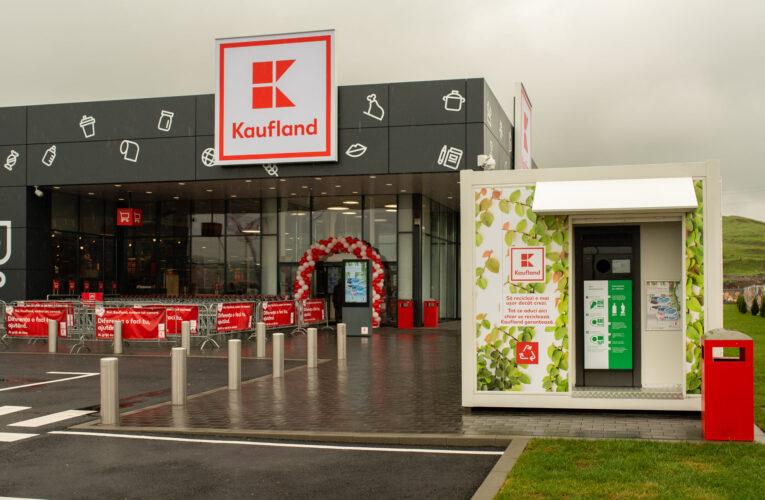 Kaufland deschide primul hipermarket din Dej. Care este programul?