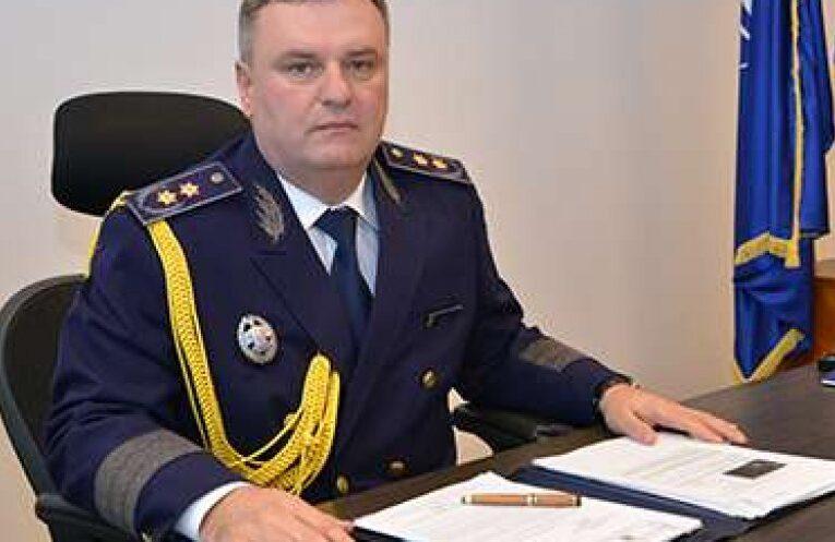 Chestorul Liviu Bute, noul șef al Poliției de Frontieră
