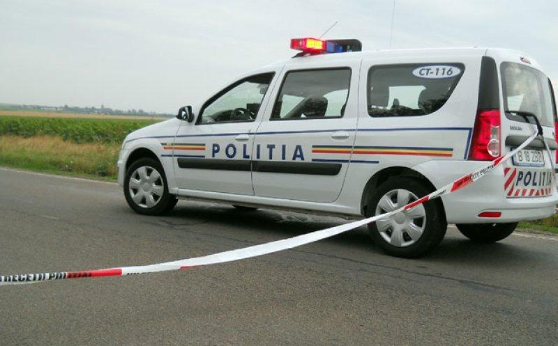Un șofer din Cluj a omorât un bărbat în Sălaj și a fugit de la locul accidentului