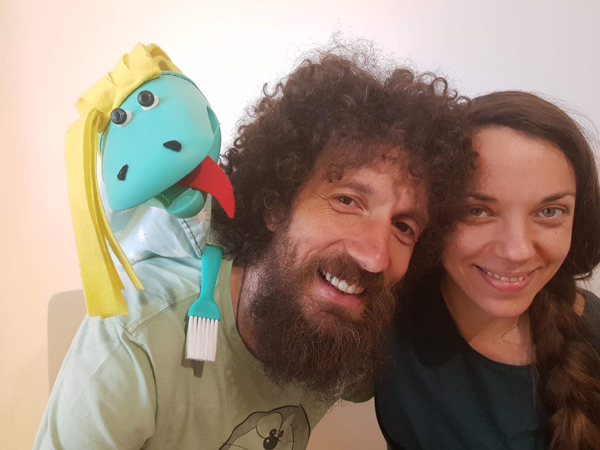 """Teatrul """"Puck"""" pregătește un nou proiect: serialul """"Domnul Păpădie și Prosop"""""""