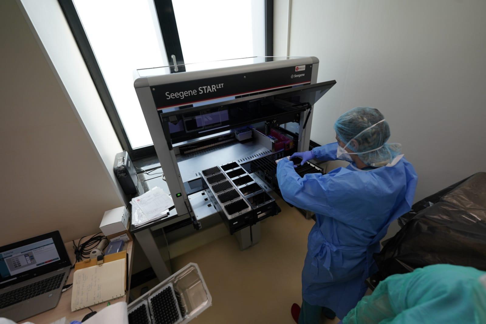 3727 de pacienți au fost testați de COVID-19 la Spitalul Clinic Județean de Urgență Cluj-Napoca, iar 437 rezultate au fost pozitive