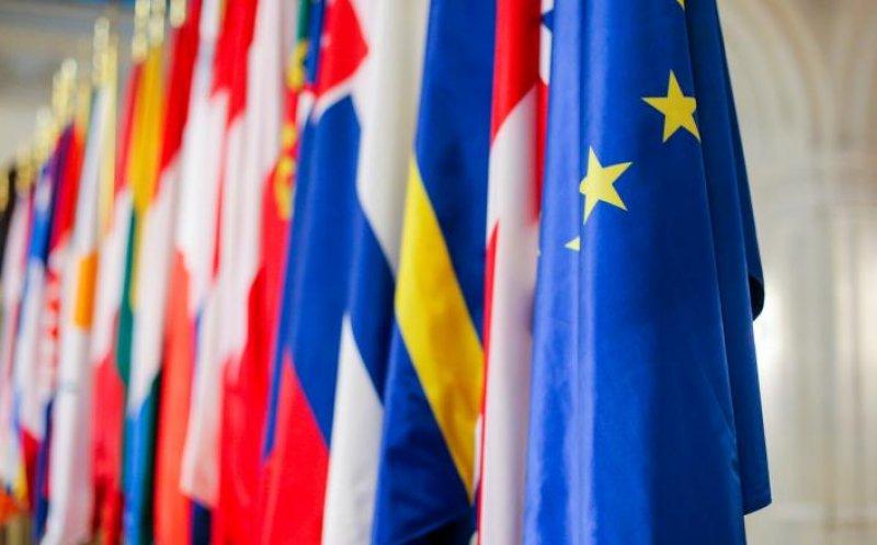 Ziua Europei, sărbătorită astăzi în mediul online