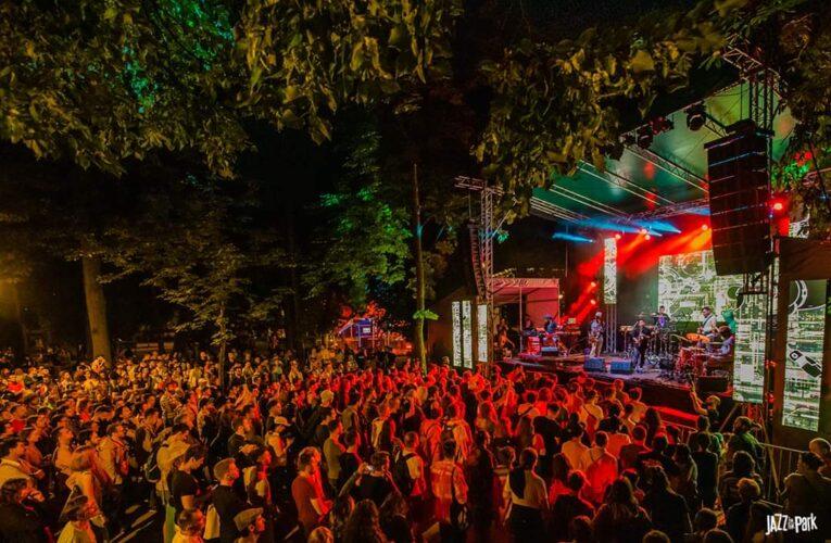Ediția a 8-a Jazz in the Park, amânată pentru 2021