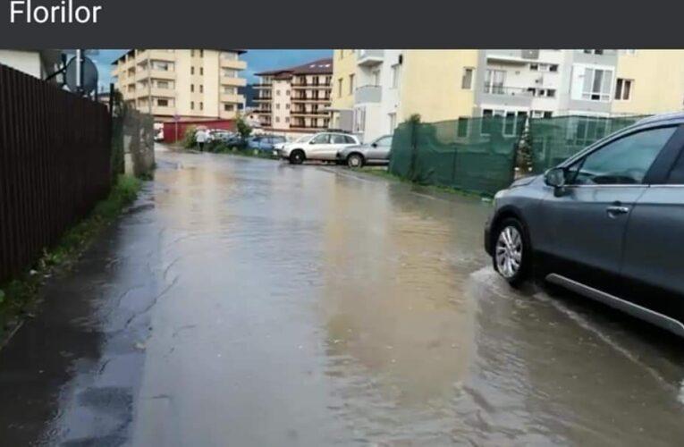 Comuna Florești, sub ape. Cea mai mare comună din România s-a transformat într-o mică Veneție – FOTO