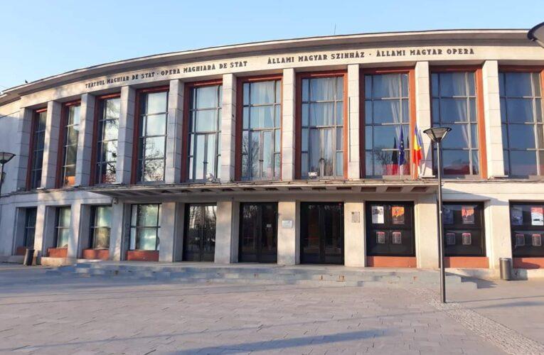 Spectacolele în aer liber organizate de Teatrul Maghiar din Cluj vor reveni pe malul Someșului