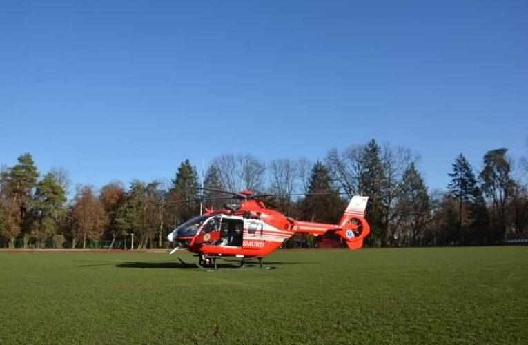 Consiliul Județean Cluj vrea să construiască un heliport destinat SMURD pentru a scădea timpul de transfer al pacienților