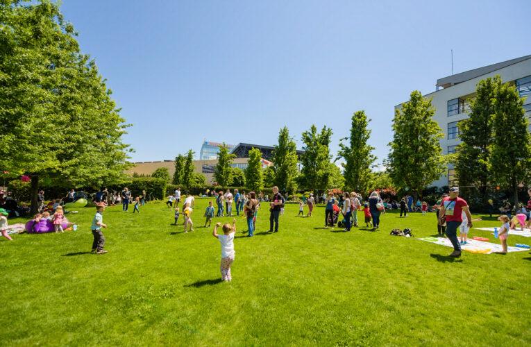 Încep evenimentele în aer liber, în Iulius Parc – atmosferă de weekend, cu muzică și relaxare (P)