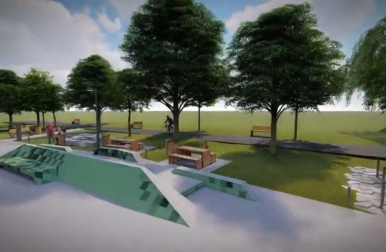 A fost semnat contractul de proiectare, execuție și extindere pentru Skatepark Rozelor