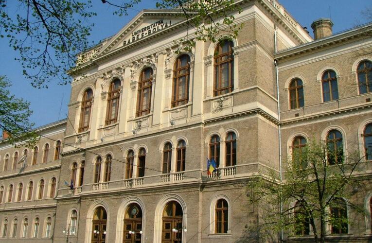 UBB Cluj întărește competitivitatea proprie și națională în aria academică europeană