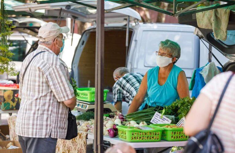 Marți se redeschide și piața volantă din Grigorescu