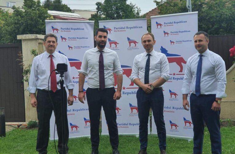 Partidul Republican Cluj îl aruncă în lupta pentru Primăria Cluj-Napoca pe antreprenorul internațional Radu Lupaș