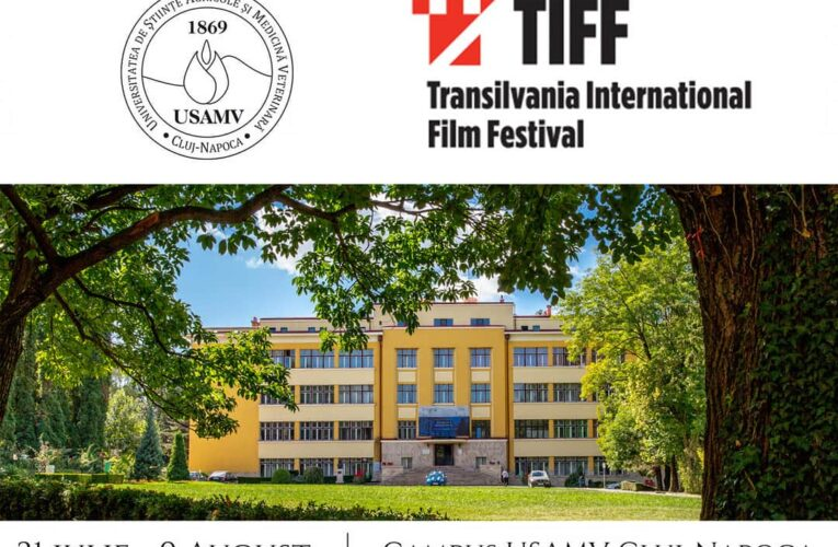 USAMV Cluj-Napoca gazdă TIFF, ediţia 2020
