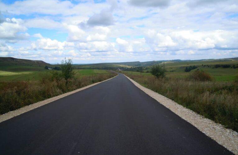 Alocare suplimentară de 10 milioane de lei de către CJ Cluj pentru modernizarea drumurilor județene