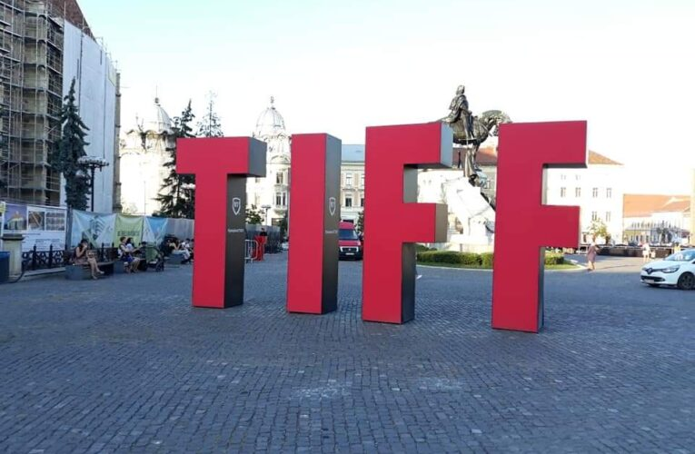 Începe TIFF 2020, ediție de pandemie! Siguranța – cuvântul-cheie al festivalului din acest an