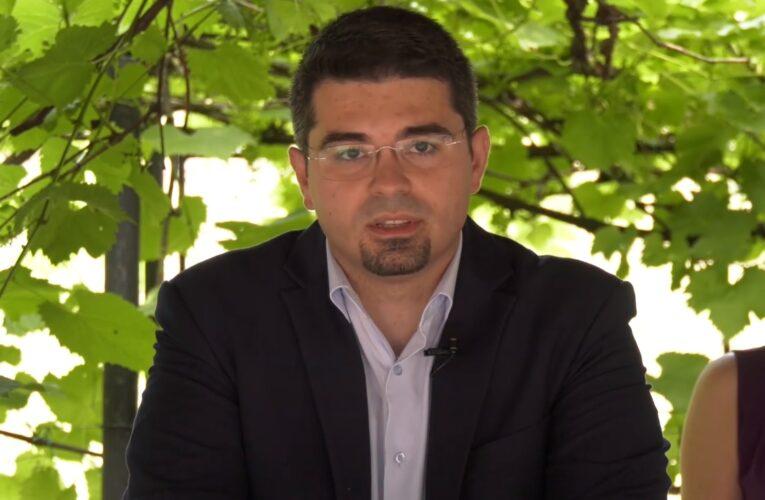 Un tânăr IT-ist de 32 ani, candidatul Alianței USR-PLUS la Primăria Florești!