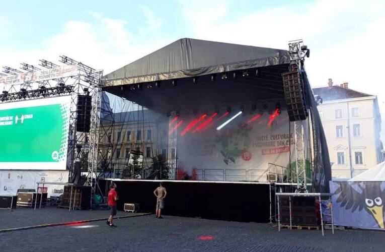 Zilele Culturale Maghiare impun restricții de circulație în centrul Clujului