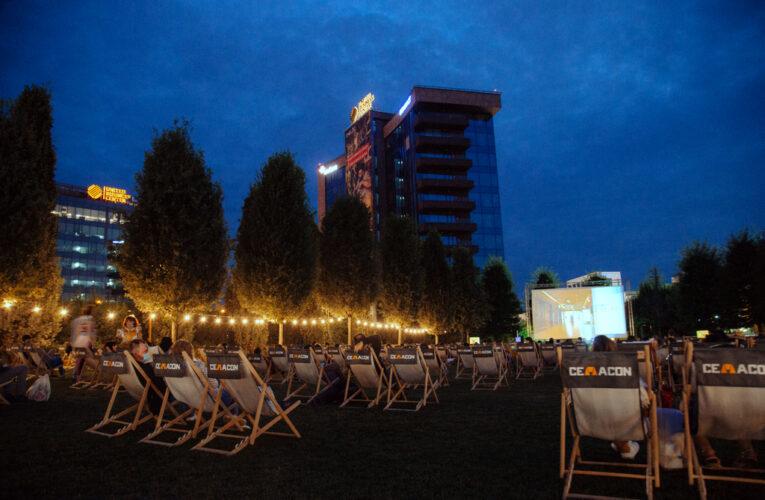 Un nou început de weekend, un nou film în Iulius Parc (P)