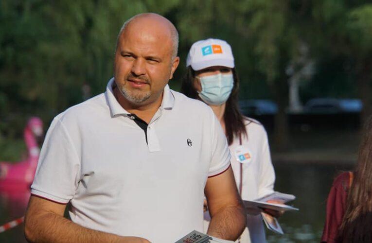 Deputatul clujean Emanuel Ungureanu, acceptat pe loc eligibil pe listele USR Buzău și va candida pentru un nou mandat