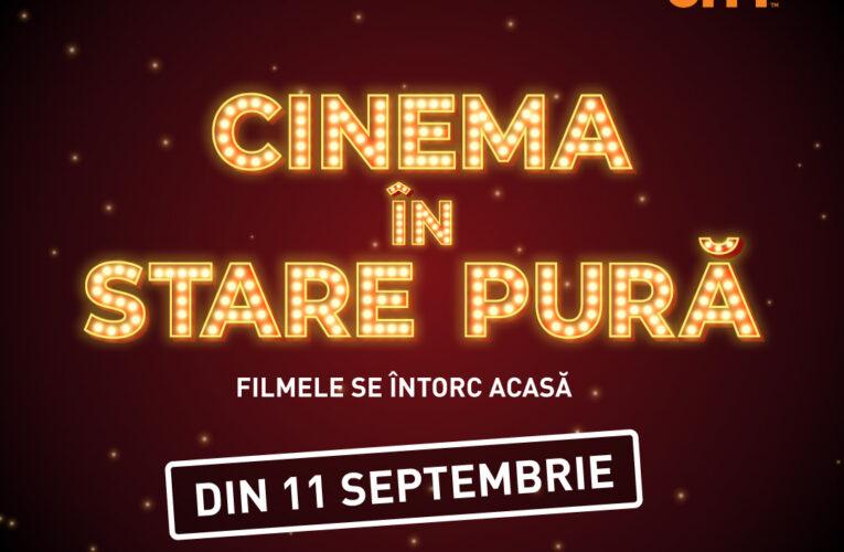 Cinema City deschide peste 230 săli de cinema în toată ţara pe 11 septembrie