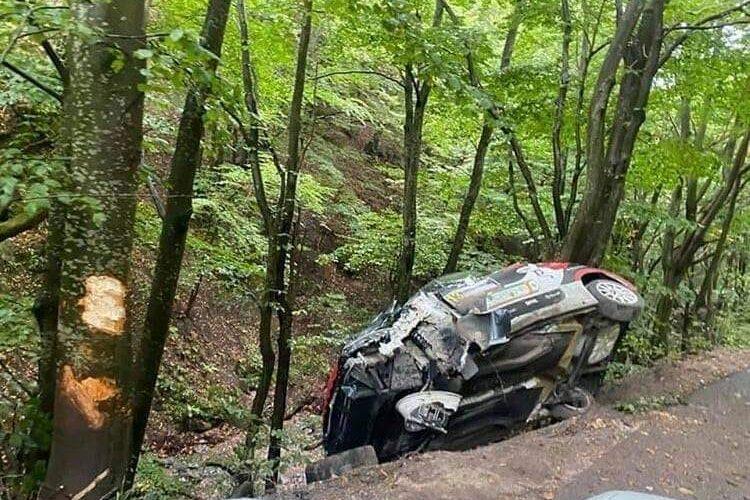 Al doilea accident  la Transilvania Rally. S-a anulat și PS5 Dângău