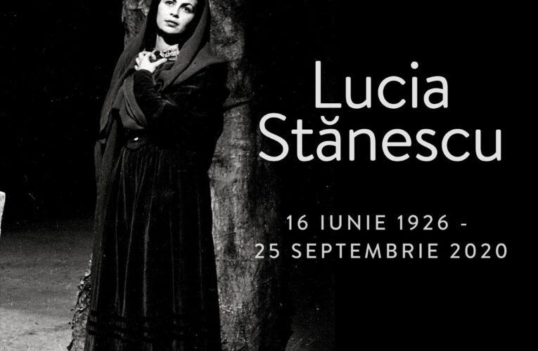 Soprana Lucia Stănescu de la Opera Națională din Cluj a murit