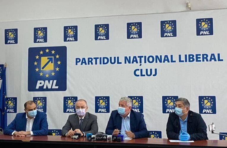Liderii PNL Cluj s-au întrecut în a le mulțumi clujenilor pentru votul acordat la alegerile locale