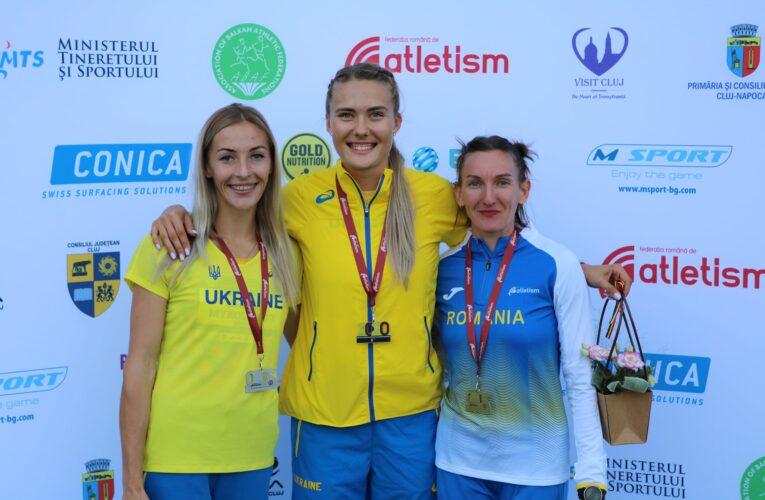 13 medalii pentru România în prima zi a Campionatelor Balcanice de la Cluj-Napoca