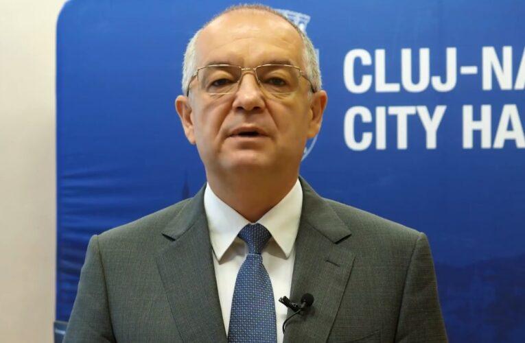 """Primarul Emil Boc, la începerea noului an școlar: """"Sunt convins că vor apărea probleme în perioada următoare, dar le vom depăși"""
