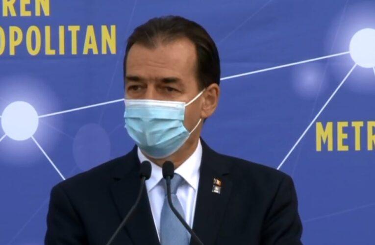 """Ludovic Orban: """"Clujul este într-o dezvoltare rapidă și are nevoie de modernizarea infrastructurii care să țină pasul cu dezvoltarea municipiului sau județului"""""""