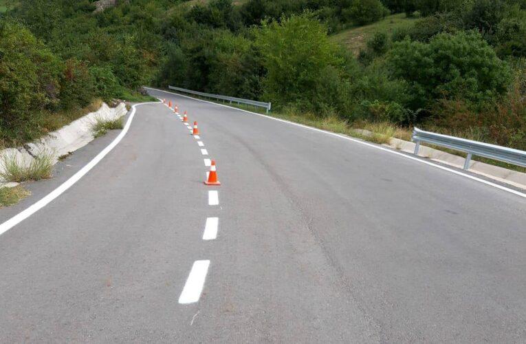 Marcaje rutiere în județul Cluj de peste 50 de kilometri în primele două săptămâni ale lunii septembrie