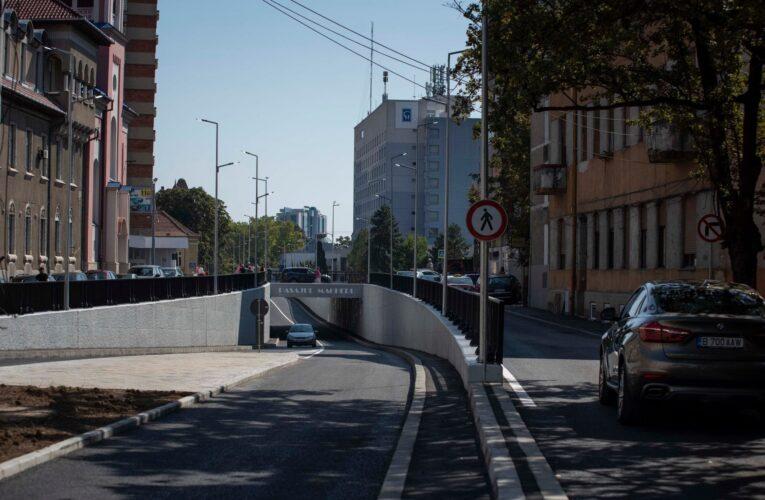 Oradea dă o nouă lecție de administrație Clujului. Pasaj subteran redat circulație, pod cu 6 benzi și încă două pasaje în lucru