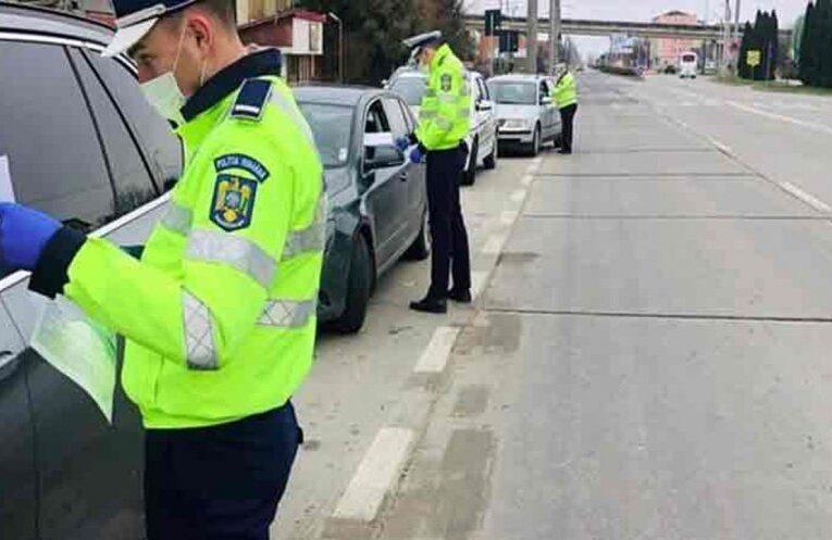 Sute de polițiști clujeni vor patrula de Revelion. Care sunt motivele pentru care poți ieși din casă în noaptea dintre ani