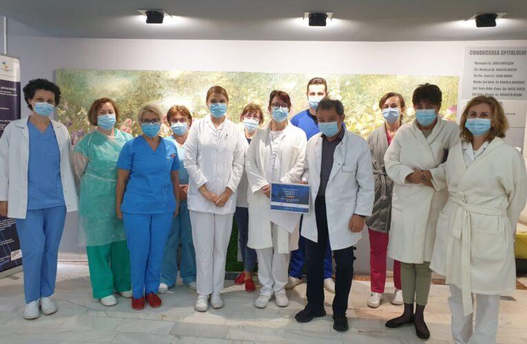 Spitalul de Boli Infecțioase Cluj, premiat în cadrul competiției Romanian Healthcare Awards 2020