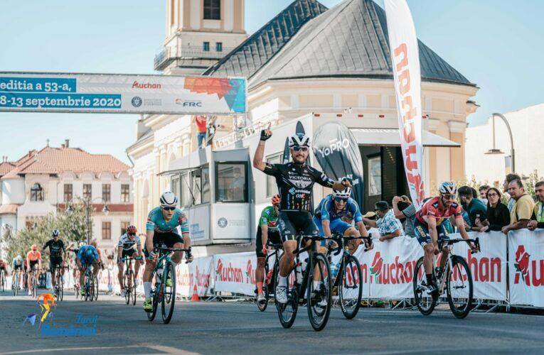 Restricții de circulație la Cluj-Napoca din cauza Turului Ciclist al României