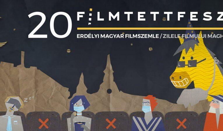 Încep Zilele Filmului Maghiar 2020. Filme în curtea Muzeului de Artă, la Victoria și online
