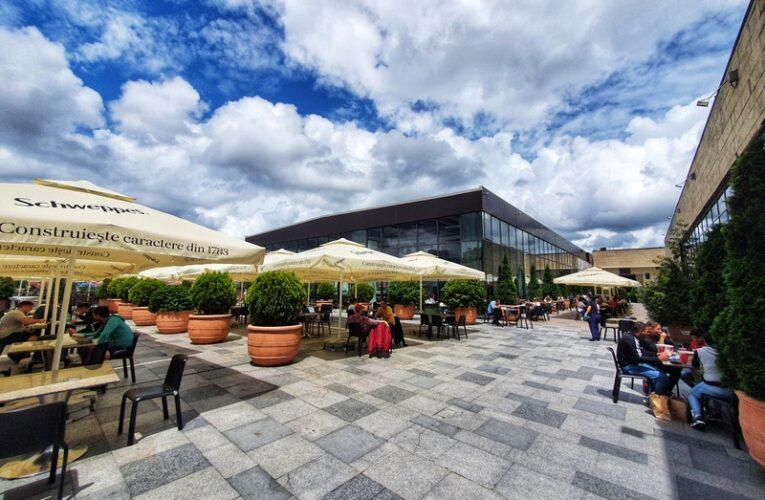 Experiențele din foodcourt se mută pe terasa în aer liber, la Iulius Mall Cluj (P)