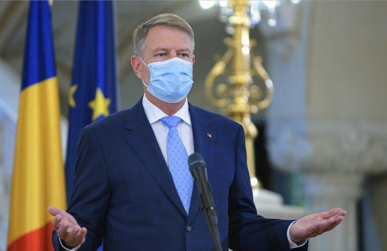 Iohannis: România nu va intra în lockdown după alegerile din 6 decembrie