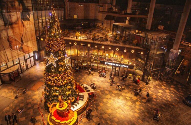 Atmosfera de Crăciun s-a instalat în Iulius Mall Cluj. Bucură-te de shopping într-un peisaj de basm! (P)