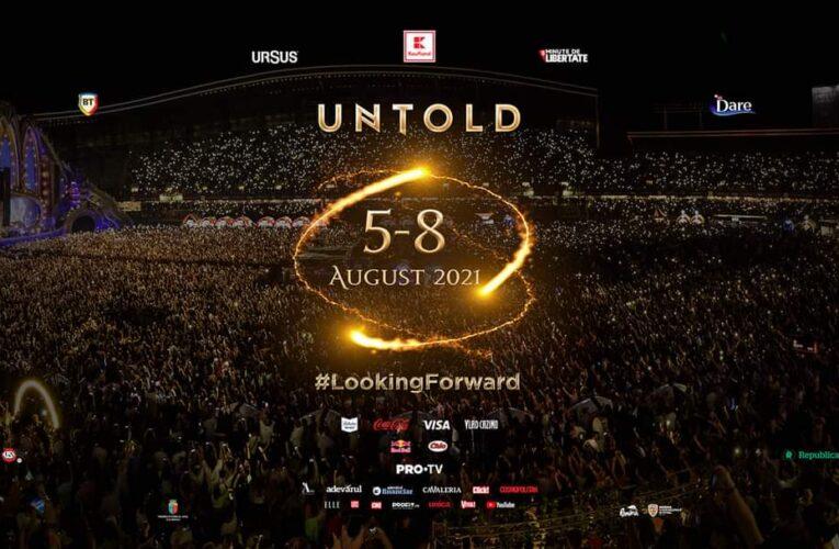 Se ține UNTOLD  anul viitor? Organizatorii au anunțat când va avea loc ediția a 6-a în 2021!