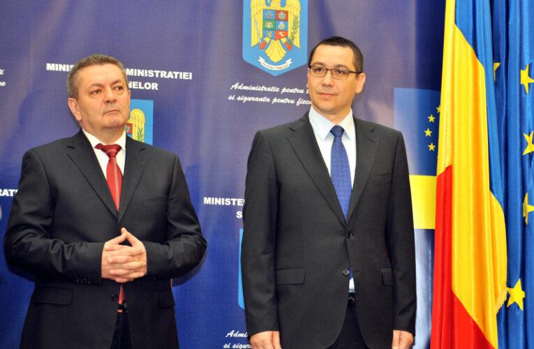 COMUNICAT – Ioan Rus susține candidații Pro România și propune nominalizarea lui Victor Ponta pentru funcția de prim-ministru