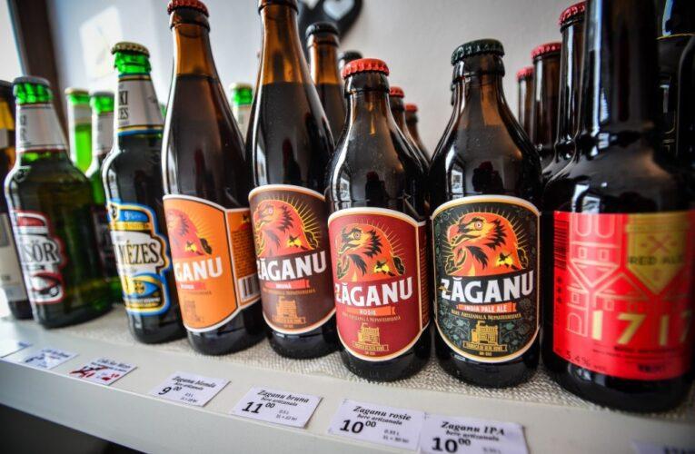 8 producători de bere artizanală sunt la Cluj