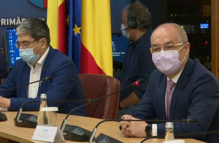 """Desant guvernamental la Cluj. Boc: """"Guvernul PNL a arătat respectul pe care îl merită Clujul și Transilvania"""""""
