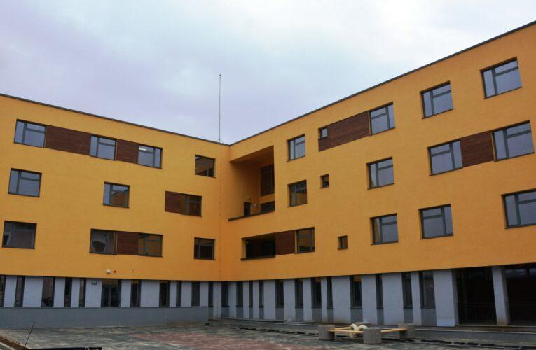 Noul internat al Liceului pentru Deficienți de Auz din Cluj a fost finalizat! Investiția se ridică la peste 2.1 milioane de euro
